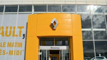 Renault chiffres & dates clés