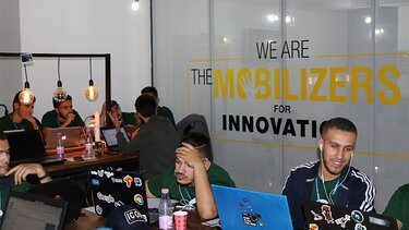 Renault Mobilizers hackathon