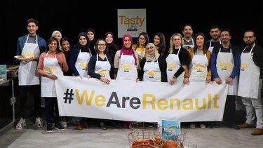 Renault Tasty life