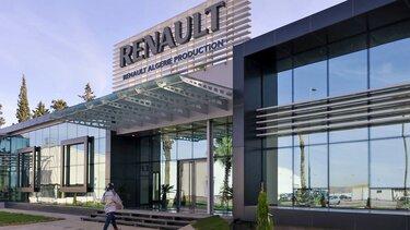 Renault Algérie