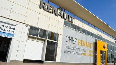 Renault réseaux