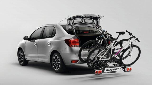 Renault SYMBOL porte-vélos