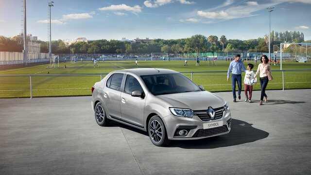 Renault SYMBOL face avant