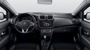 Renault SYMBOL - التصميم الداخلي