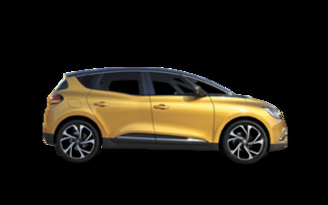 Accesorios Renault Scenic