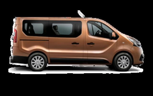 Accesorios Renault Trafic Combi