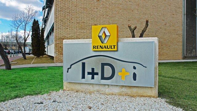 I+D+I - Renault en España - Renault España