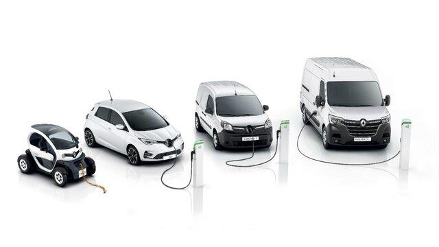 Vehículos eléctricos - Renault España