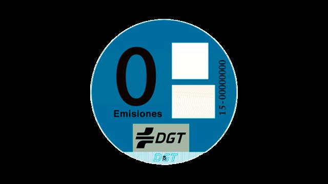 Etiqueta 0 emisiones