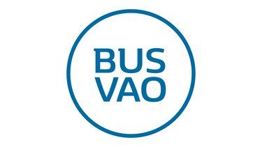 Etiqueta libre circulación carril BUS VAO