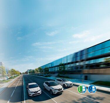 Renault E-TECH Empresas