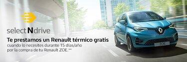 Promoción - Renault Selection - Select N Drive
