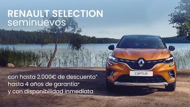 Promoción Renault Selection