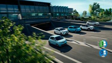 Gama E-Tech Renault