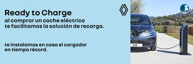 Promoción - Renault Selection - Ready to charge