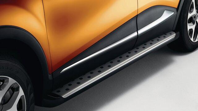 Renault Captur estribos laterales
