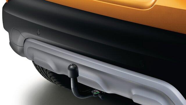 Renault Captur travesaño de enganche