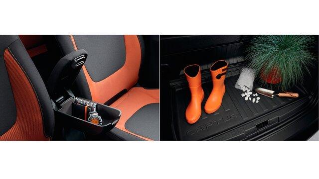 Renault Captur Pack Confort accesorios