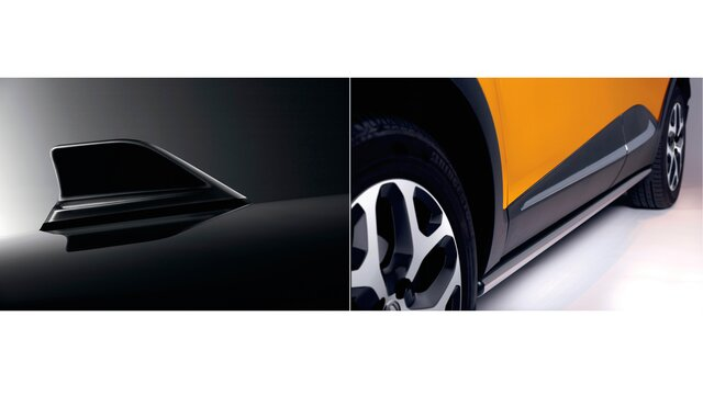 Renault Captur Pack Style accesorios