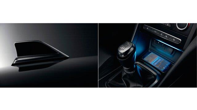 Renault Captur Pack tech accesorios
