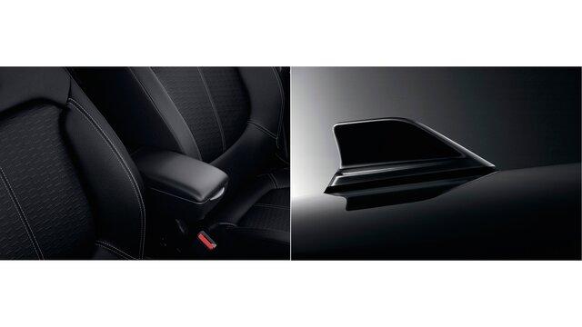 Renault Captur Pack Plus accesorios