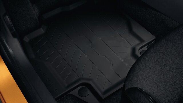 Renault Captur alfombrillas de caucho