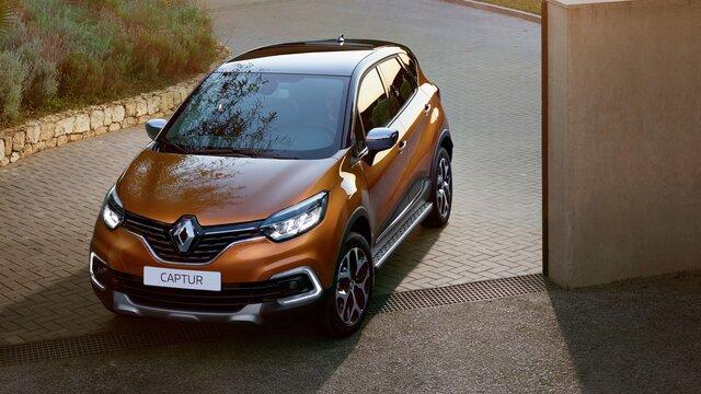 Renault Captur accesorios