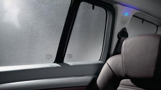 Renault Espace Cortinas parasol de ventanillas traseras