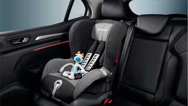 Renault Grand Scénic Asiento infantil Isofix