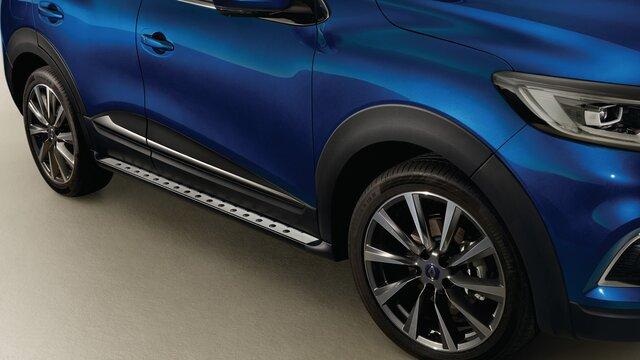 Renault Kadjar transporte