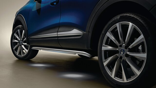 Renault Kadjar estribo