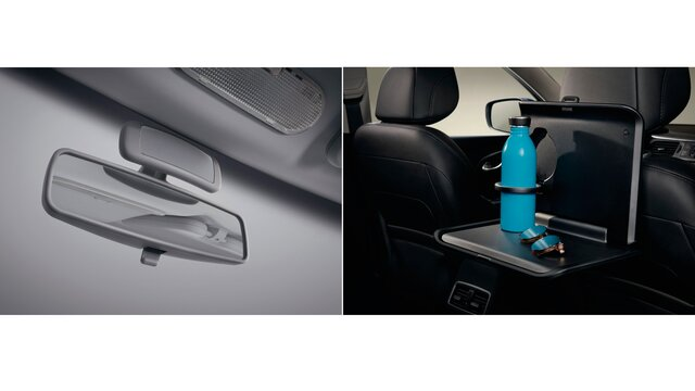 Renault Kadjar Pack Family - accesorios