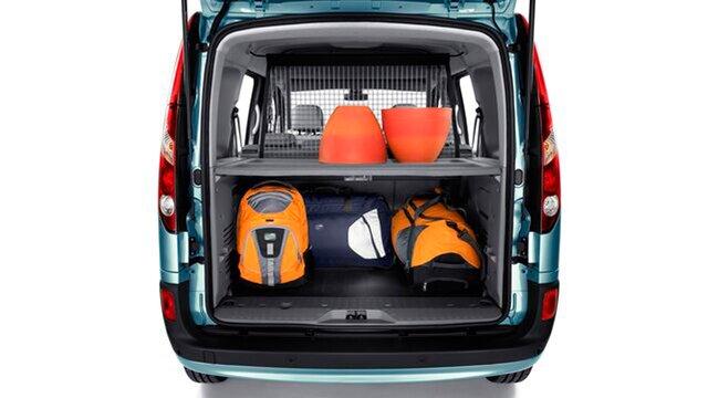 Renault Kangoo Combi - rejilla de separación