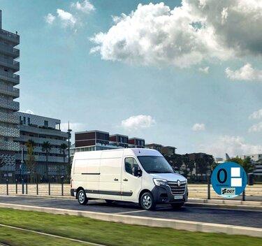 Renault MASTER Z.E. furgoneta eléctrica