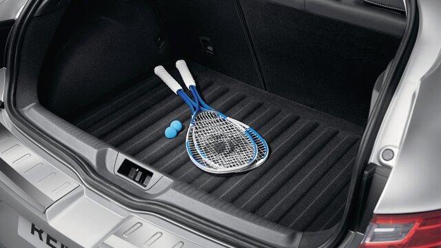 Renault - Mégane R.S. - Bandeja de maletero reversible