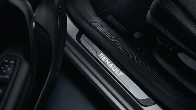 Renault Mégane umbrales de puerta delanteros