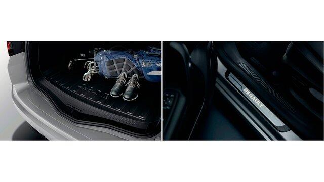Renault Mégane Pack Confort accesorios