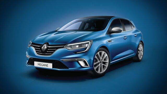 Renault Mégane accesorios