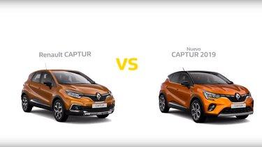 Renault CLIO vs Nuevo Renault CLIO