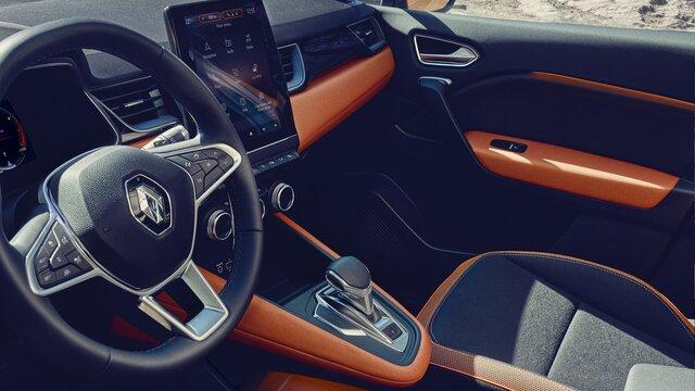 Renault CAPTUR personalización interior