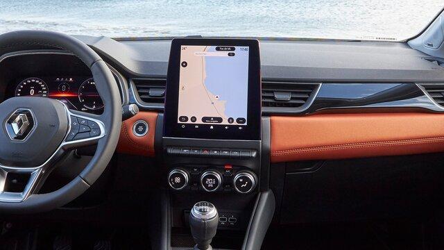 interior Clio
