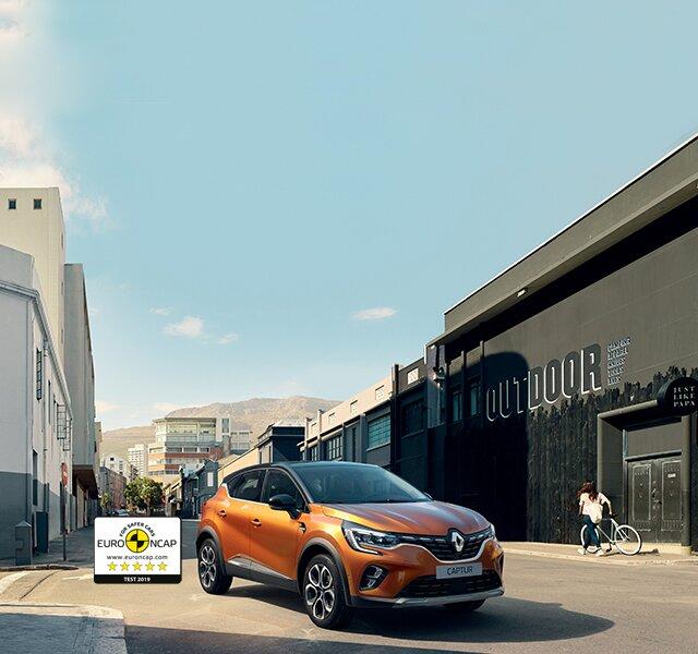 Renault CAPTUR SUV compacto urbano
