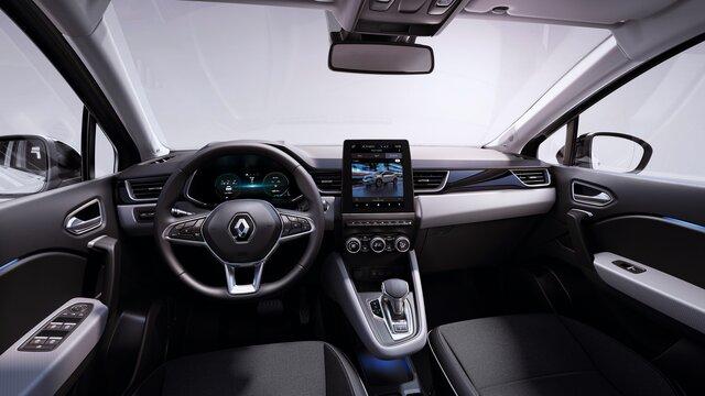 RenaultCAPTUR - SUV híbrido enchufable MULTI-SENSE