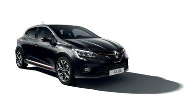 Nuevo Renault CLIO coche pequeño negro