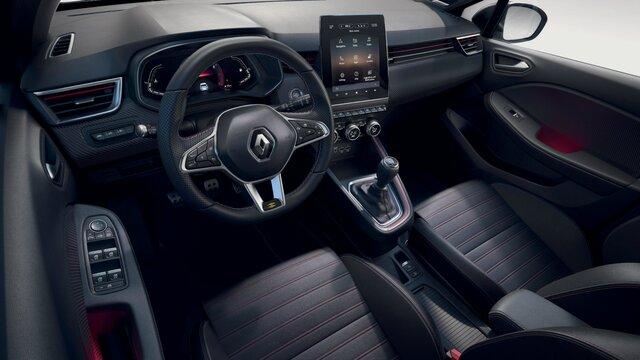 MULTI-SENSE interior Clio