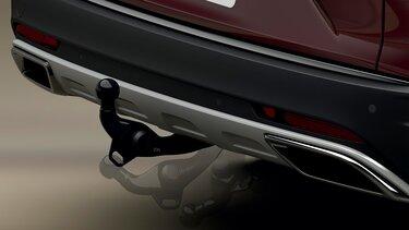 Renault ESPACE enganche retráctil