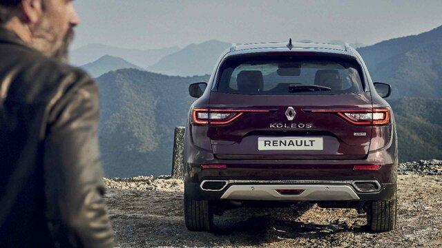 Nuevo Renault Koleos - Accesorios