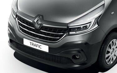 Renault TRAFIC Furgón - firma luminosa