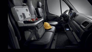 Nuevo Renault Master accesorios