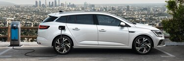 Renault MEGANE Estate E-TECH -  hybride rechargeable